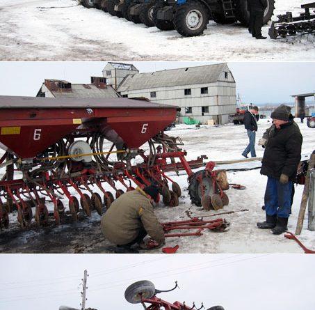 Алатырские аграрии готовятся к выходу на поля