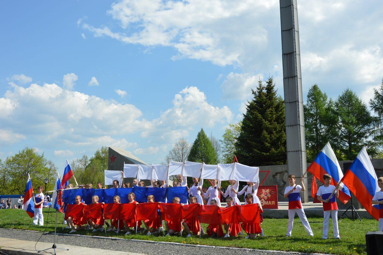 Алатырцы присоединились к празднованию Дня Победы 11