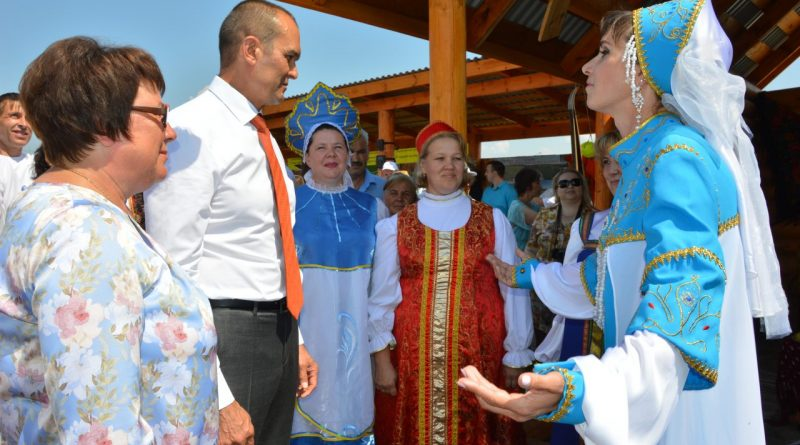 Этнографический парк села Старые Айбеси открыл свои двери для гостей 1