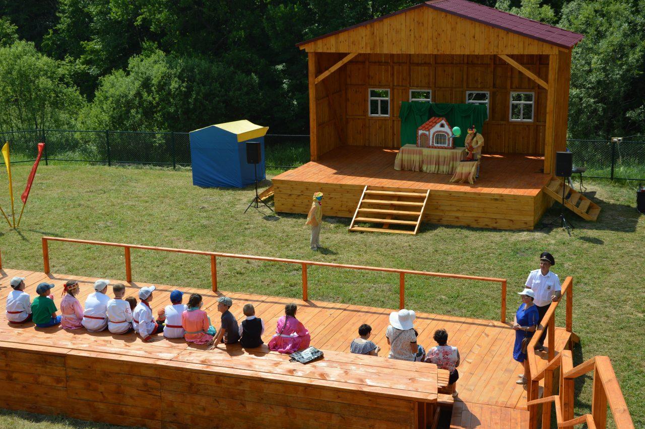 В Алатырском районе открылся Этнографический парк 7