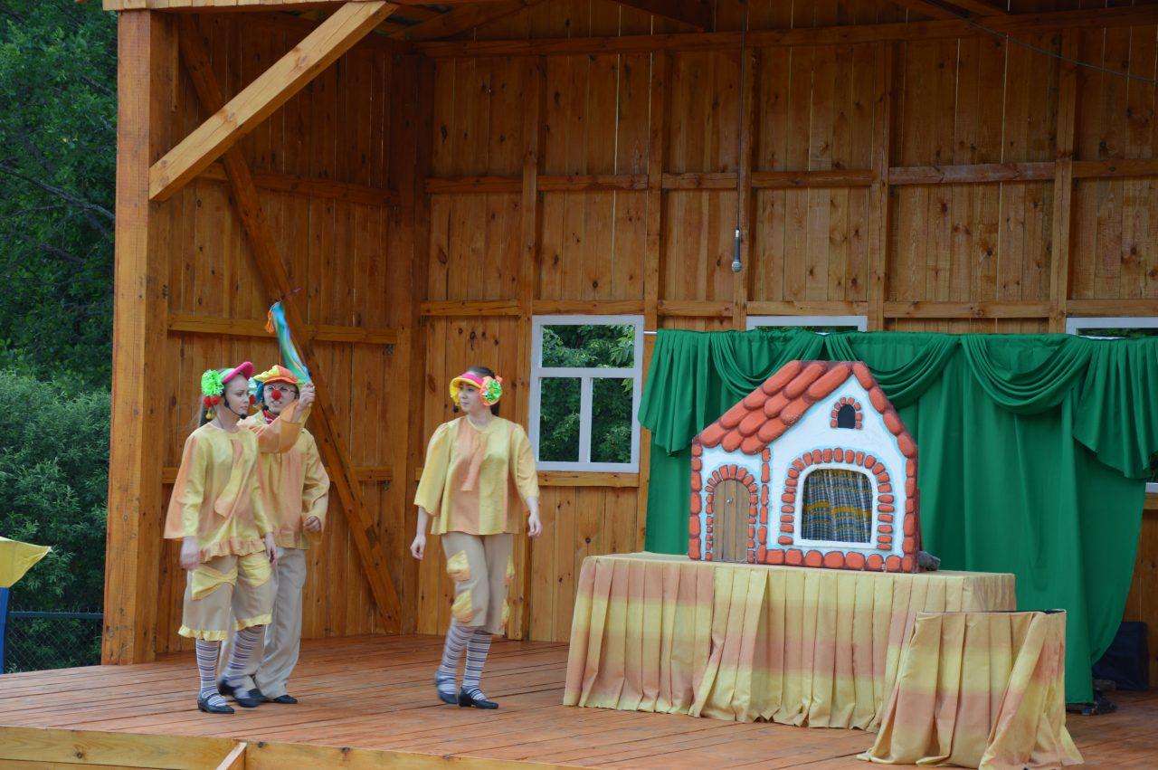 В Алатырском районе открылся Этнографический парк 9
