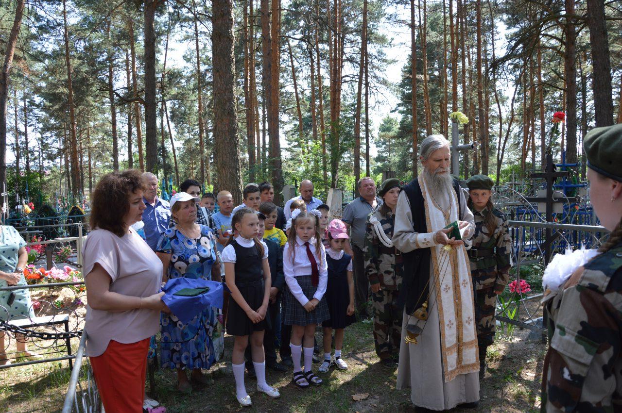 Память солдат увековечат в Главном храме ВС РФ