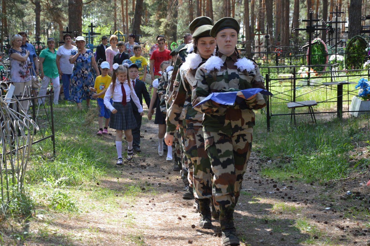 Память солдат увековечат в Главном храме ВС РФ 1
