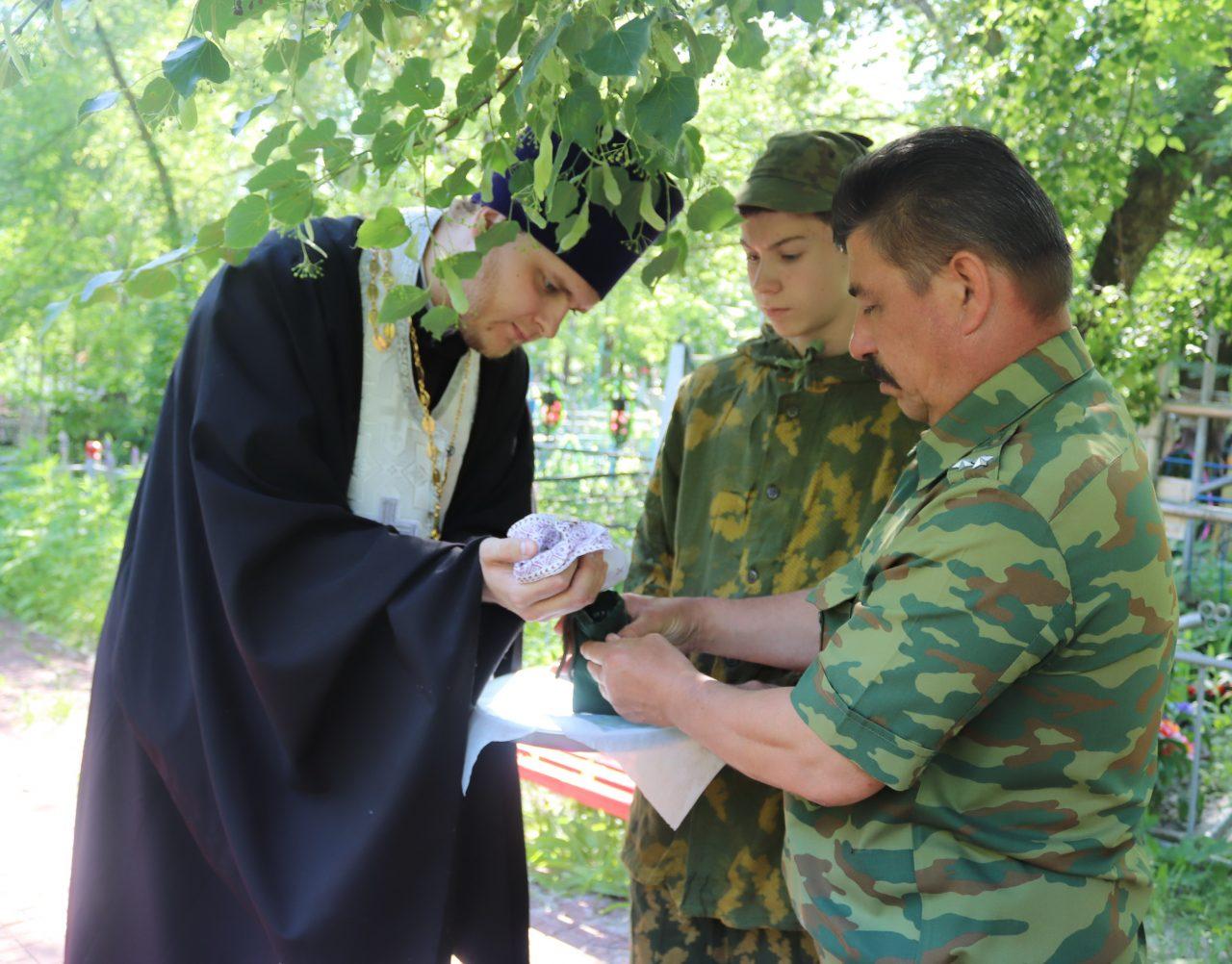 Память солдат увековечат в Главном храме ВС РФ 4