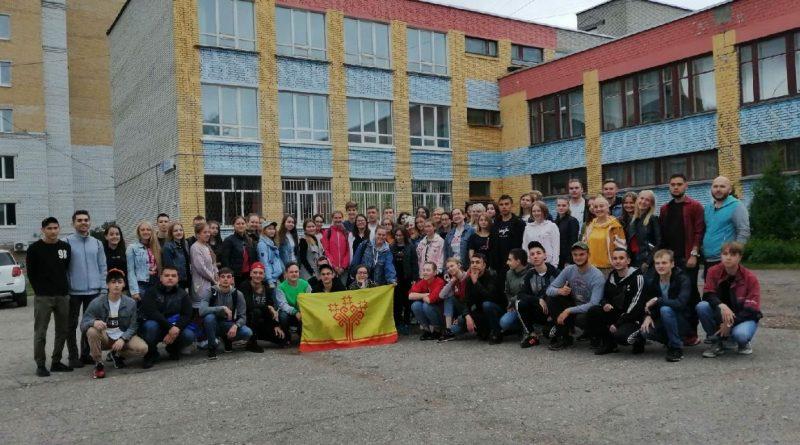 Для участия в Молодежном форуме ПФО «iВолга-2019» выехала делегация из Чувашии