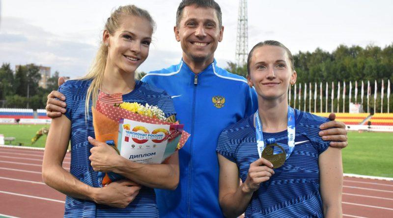 В Чебоксарах завершился чемпионат России по лёгкой атлетике