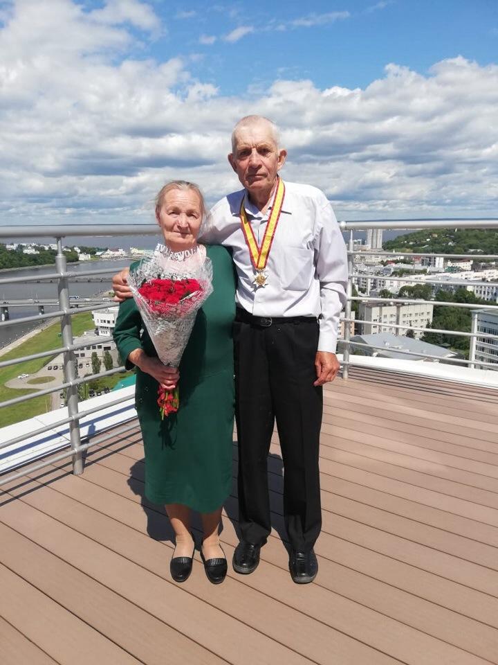 """Супружеские пары из Алатыря и Алатырского района награждены орденом """"За любовь и верность"""" 2"""