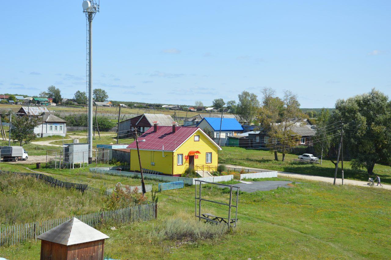 Точки роста: Алтышевское сельское поселение 16