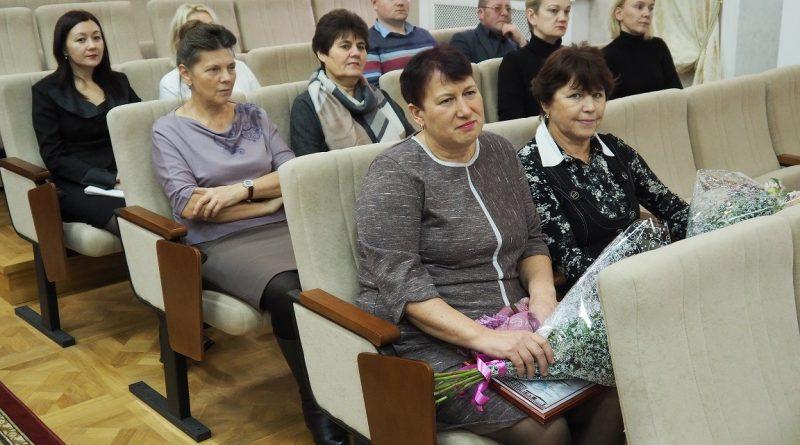 На заводе имени В.И. Чапаева чествовали заслуженных работников