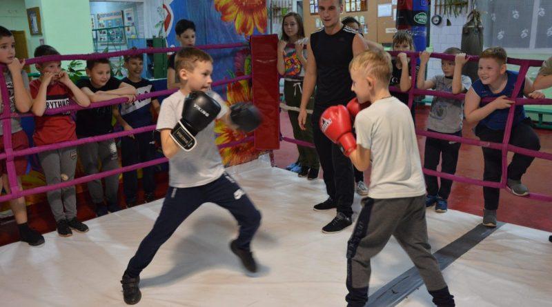 #Алатырь на спорт: бокс
