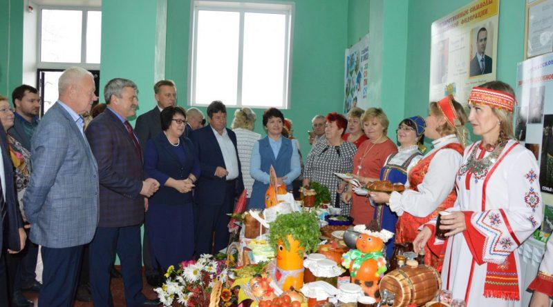 Алатырский район отметил День работника сельскогохозяйства и перерабатывающей промышленности