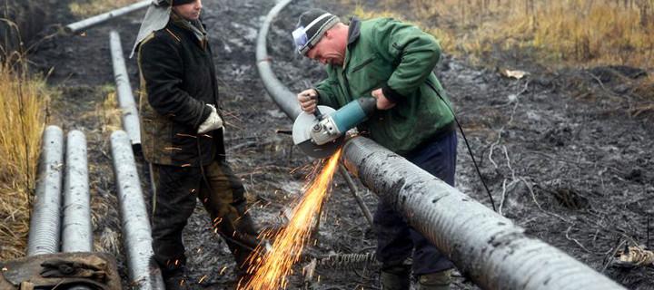 Начаты работы по строительству газопровода в Чувашии