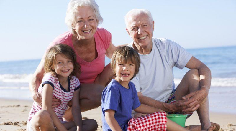 Как возник дефицит внуков  и почему не стоит его бояться
