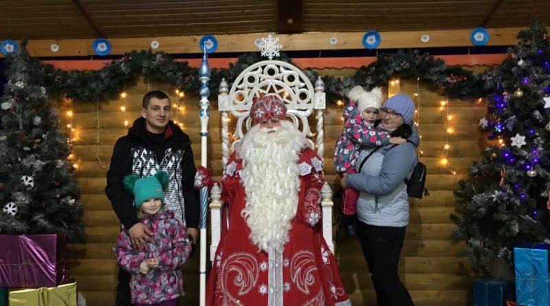 Молодая семья из Алатыря побывала в Великом Устюге 2