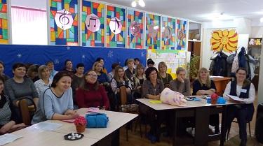 """В детском саду """"Родничок обсудили вопросы  инклюзивного образования"""