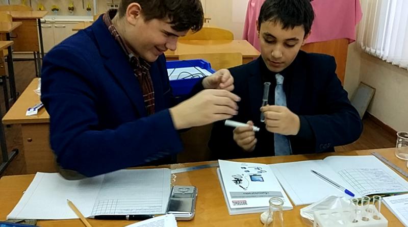 """Реализация национального проекта """"Образование"""" на базе гимназии № 6 г.Алатырь"""