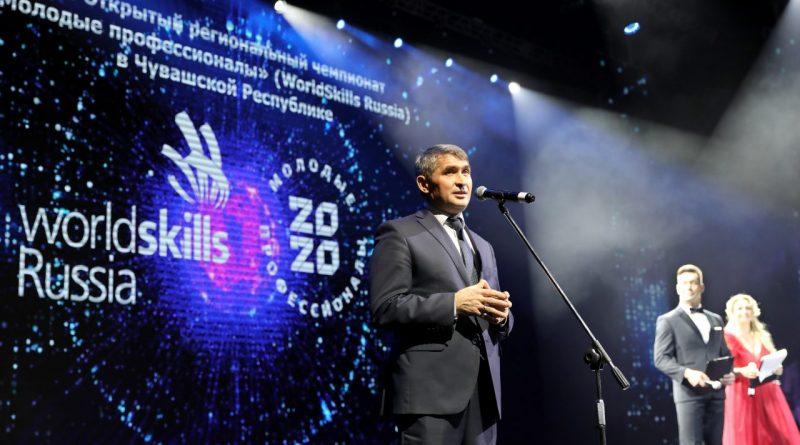 В Чувашии проходит VIII Региональный чемпионат WorldSkills Russia «Молодые профессионалы» 2