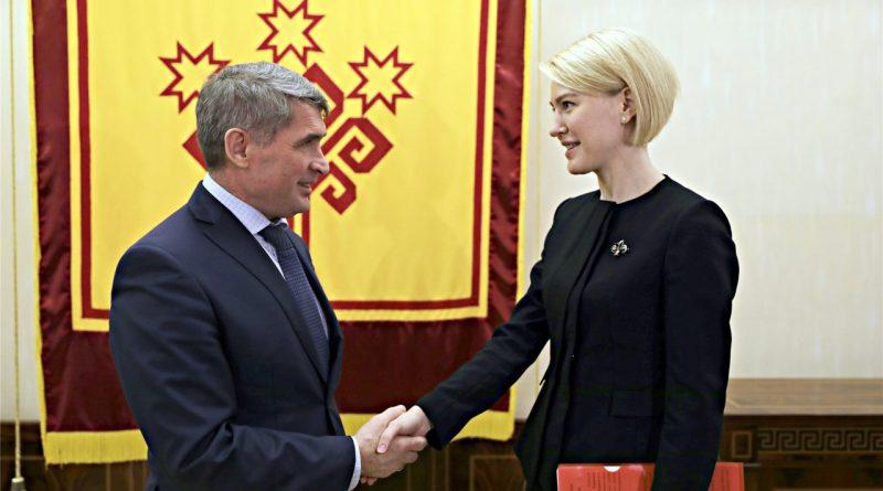 Олег Николаев и Алёна Аршинова договорились совместно работать над новыми проектами