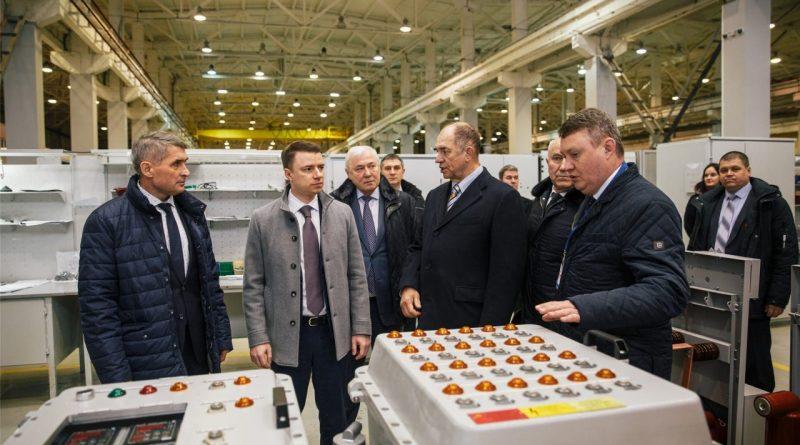 Состоялось совещание по вопросам развития электротехнической промышленности