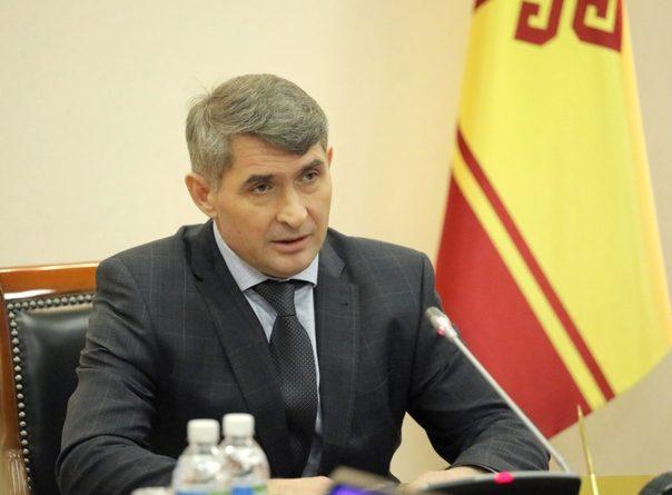 Олег Николаев подвел итоги рабочей недели