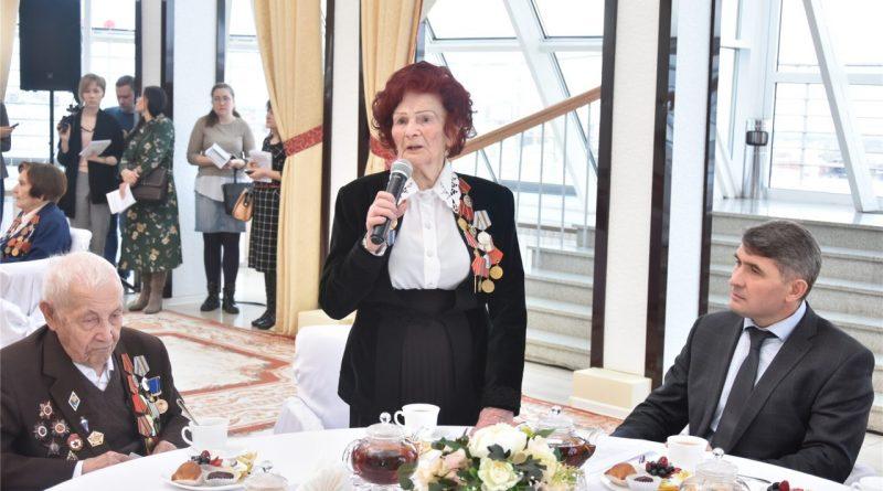 В Чувашии ветеранам вручают памятные медали к 75-летию Победы в ВОВ