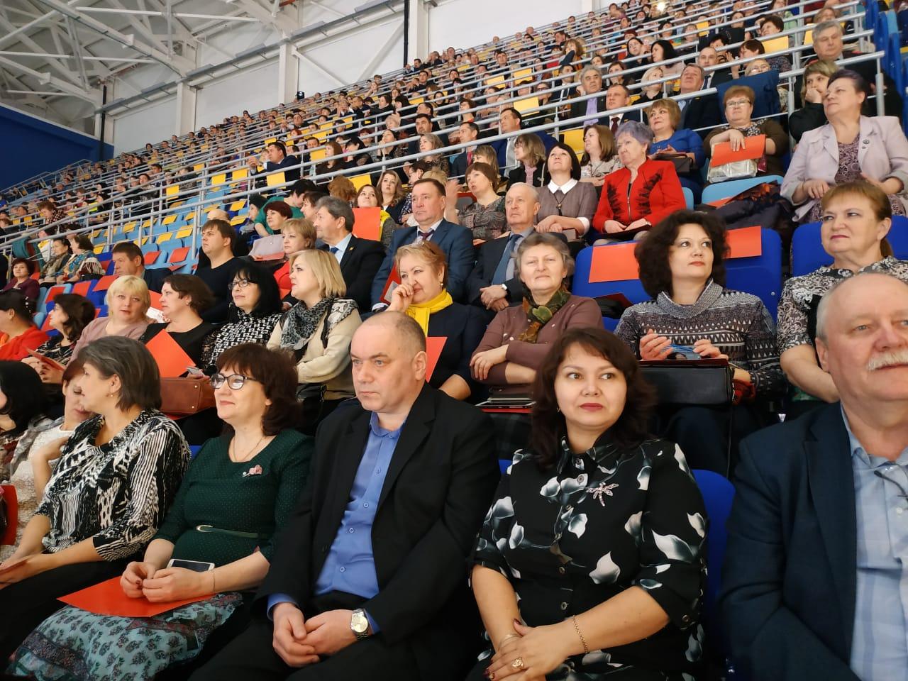 Жители Алатыря и Алатырского района стали участниками празднования 100-летия Чувашской автономии в Чебоксарах 1