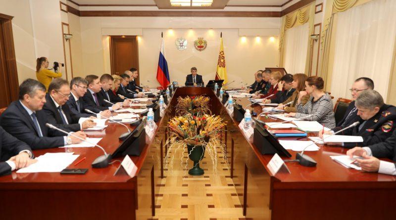 В Чувашской Республике лвыявлен первый случай