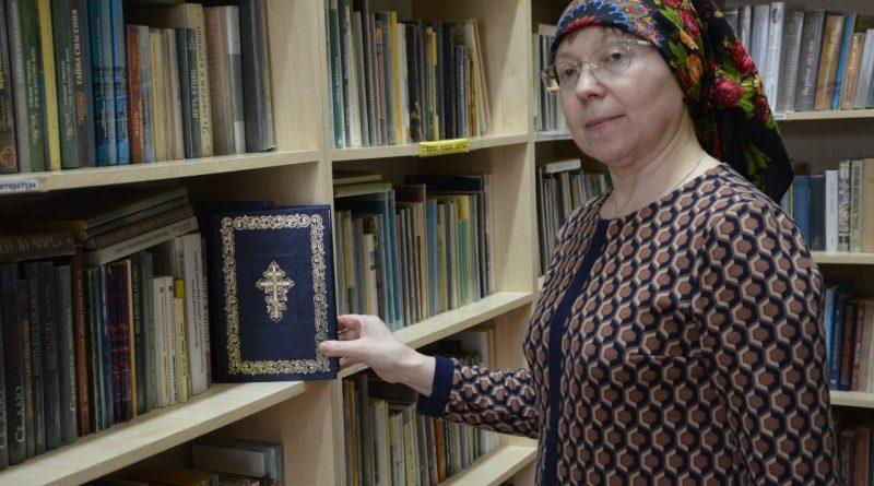 В рамках проекта ПроЧТЕНИЕ - о библиотеке Иверского храма