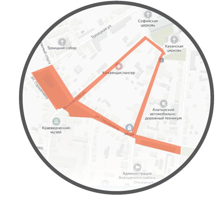 В Алатыре будет реализован проект по благоустройству исторической части города 5