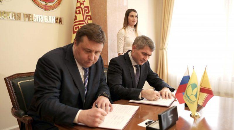 Соглашение о сотрудничестве между Чувашией и АО «Росагролизинг» направлено на модернизацию парка сельхозтехники