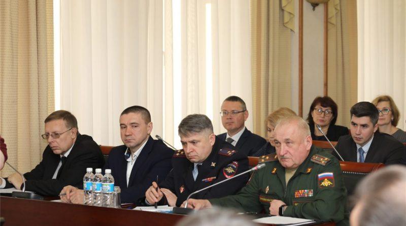 Командование Центрального военного округа отметило положительный опыт Чувашии в подготовке граждан к военной службе