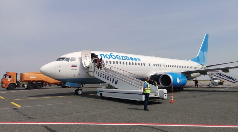 Аэропорт в Чебоксарах готовится  открытию