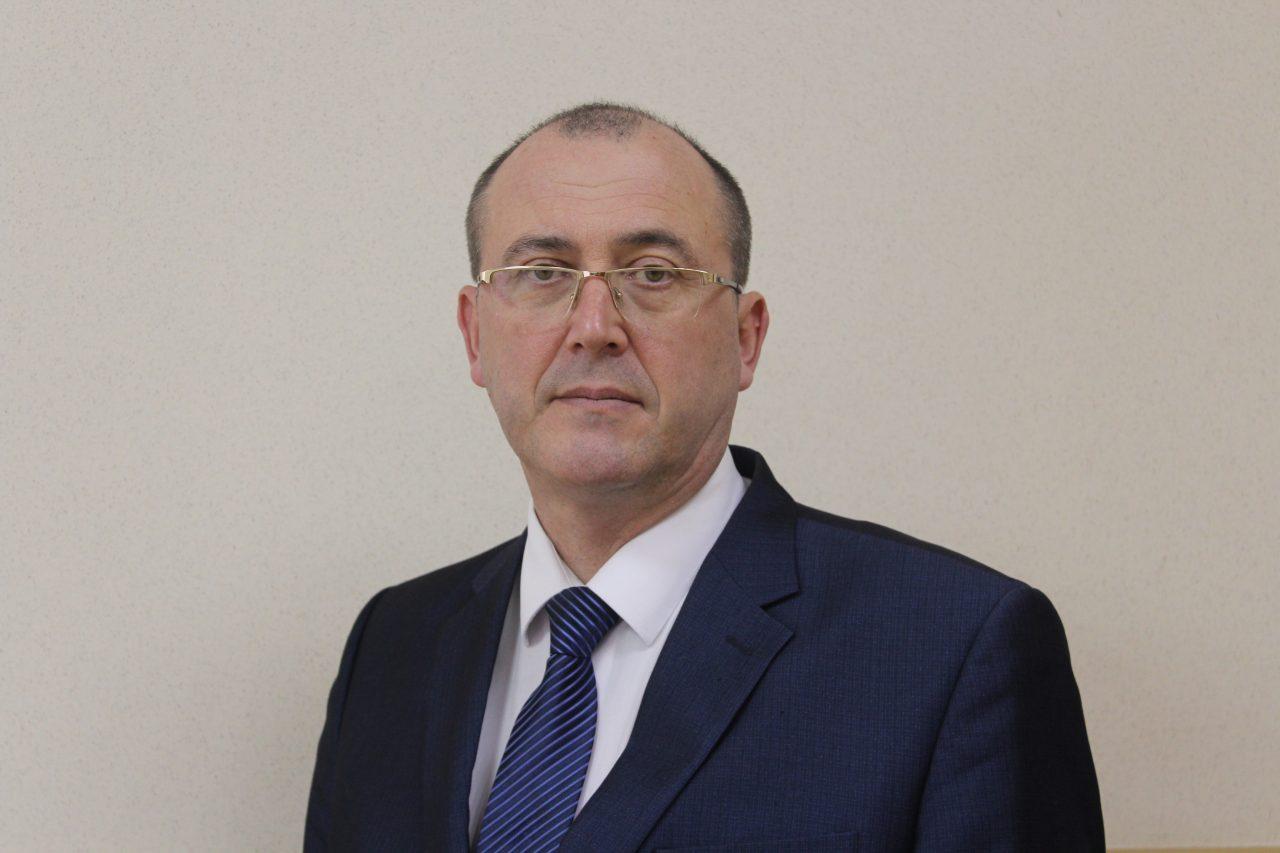 Интервью  главврача ЦРБ Юрия Боголюбова об организации ковидного центра в Алатыре 1