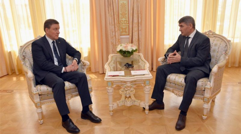Андрей Турчак выразил уверенность, что под руководством Олега Николаева удастся сделать многое в развитии региона