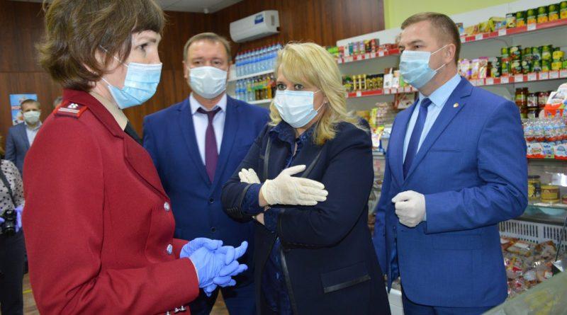 Рабочая группа оперативного штаба по недопущению завоза и распространения коронавирусной инфекции на территории Чувашии побывала 1