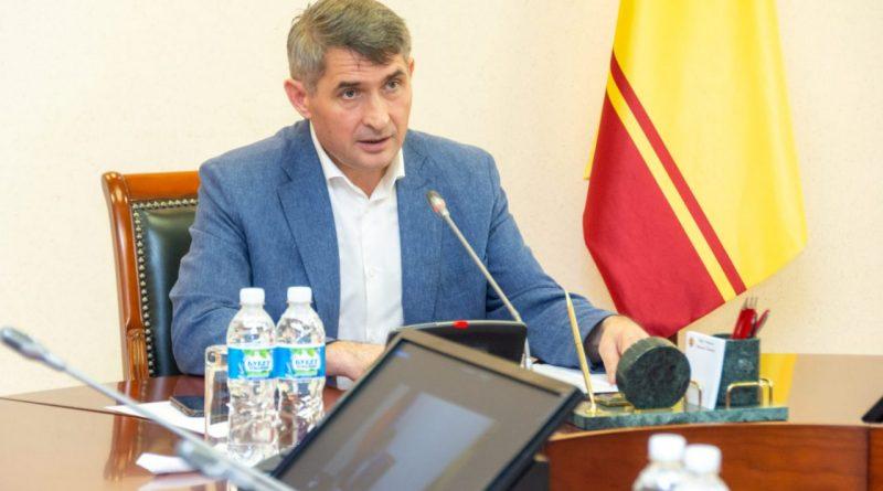 Олег Николаев сообщил о своем намерении участвовать в выборах Главы Чувашии