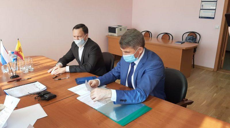 Олег Николаев выдвинул свою кандидатуру на выборы Главы Чувашии