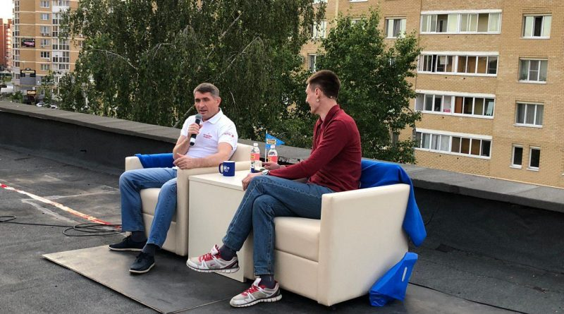 """Олег Николаев: """""""