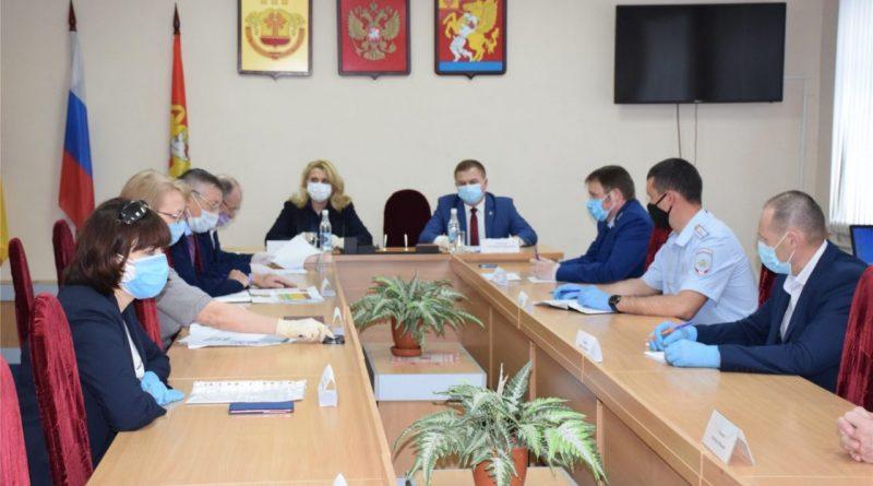 В Красночетайском районе для борьбы с коронавирусом усилят информационную работу