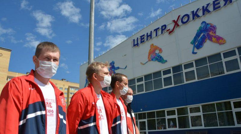 В столице Чувашии открылся один хоккейный центр, а скоро появится и другой