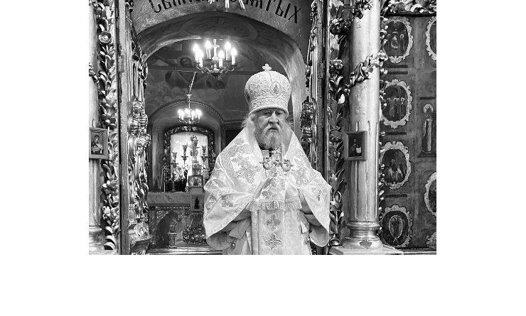 На 90-м году жизни скончался митрополит Чебоксарский и Чувашский Варнава