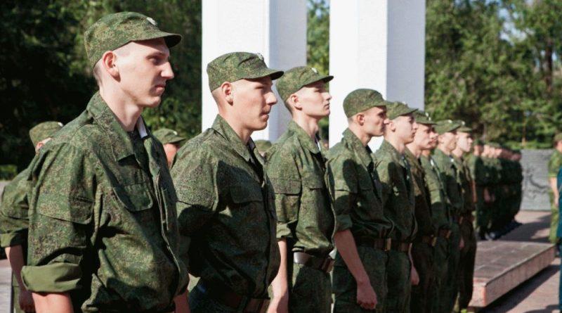 О мерах предосторожности для будущих солдат