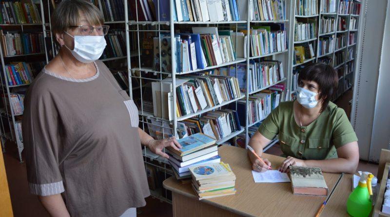 Библиотеки вновь открыты для читателей