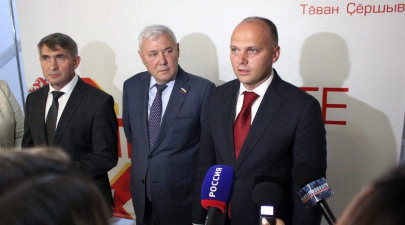 НОВОСТИ Минпромторг России дополнил Комплексную программу развития Чувашии новыми предложениями