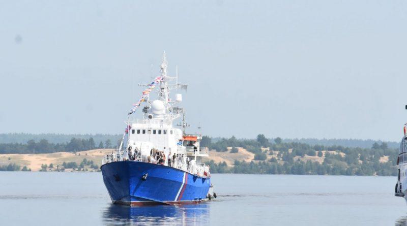 Корабль-тезка столицы Чувашии