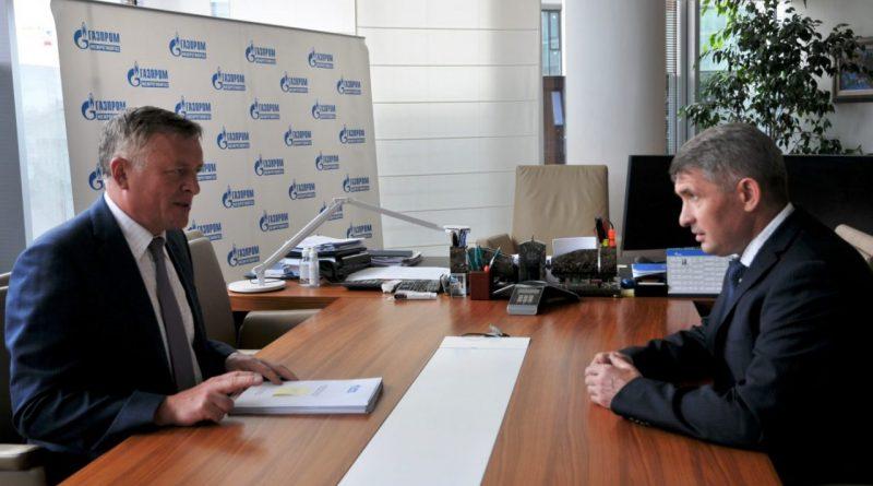 Инвестиции Газпрома в Чувашию в этом году составят 229 млн рублей