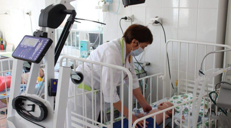 Новый корпус детской инфекционной больницы на Гладкова начнет свою работу