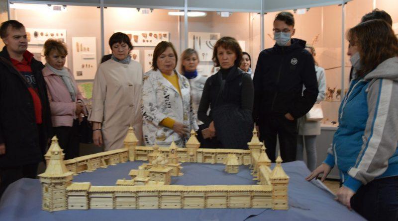 Накануне Дня туризма в Алатырь приехали специалисты туристической отрасли