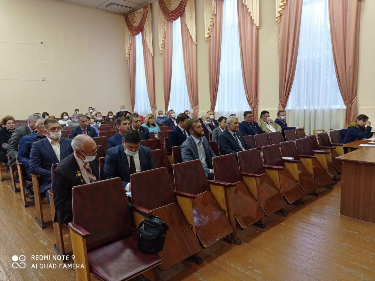 Депутаты VII созыва приступили к работе 1
