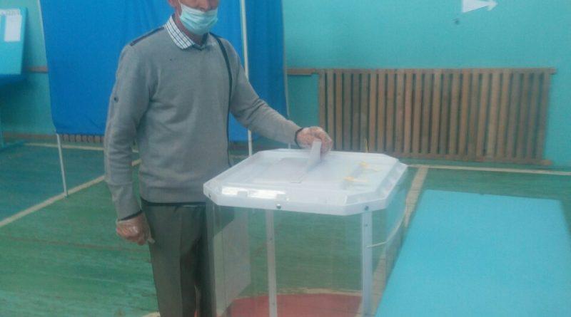 Житель села Миренки Алатырского района Борис Захаров: «Люблю свой край, поэтому пришел на выборы»